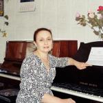 Заслужанный Учитель КЧР. Мартиросова Татьяна Станиславовна