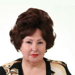 Заслуженный Учитель КЧР.Абишева Майя Хусиновна